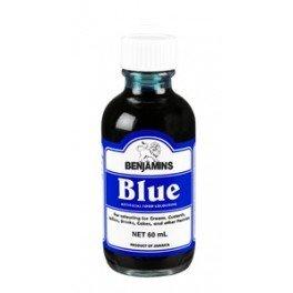 Benjamins Blue Food Coloring