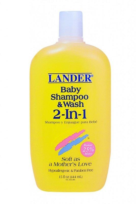 Lander Baby Shampoo (444ml)
