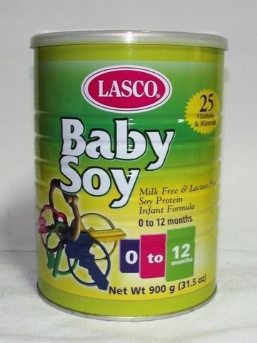 Lasco Baby Formula (900g)
