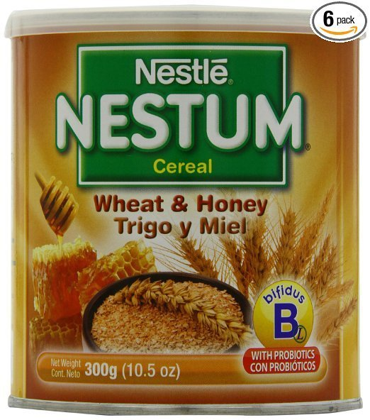 Nestle Nestum Cerelac Probiotics  (400g)