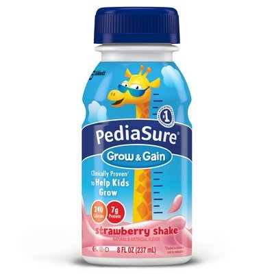Pediasure Strawberry (8oz)