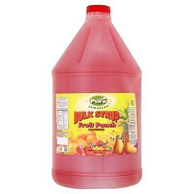 Cals Strawberry Syrup (454ml)