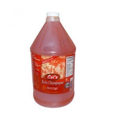 Cals Kola Champagne Syrup (1gal)