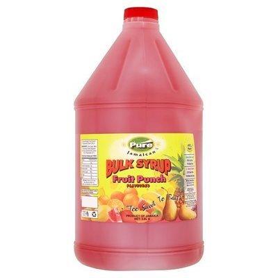 Cals Fruit Punch Syrup (1Litre)