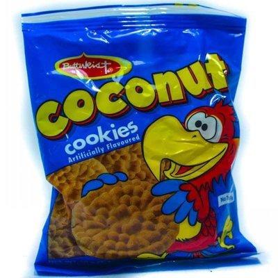 Butterkist Coconut Cookie