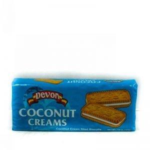 DEVON COCONUT CREAMS BISCUITS (140g)