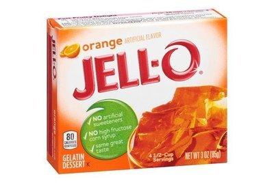 Jello-Orange