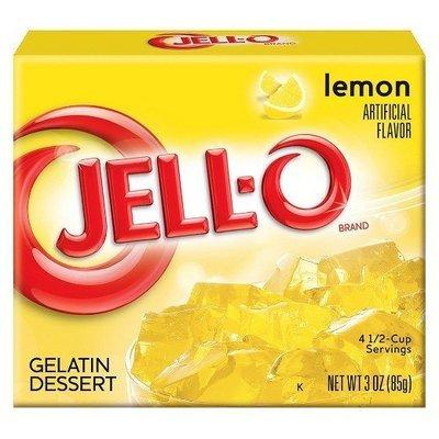 Jello-Lemon