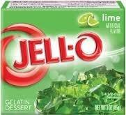 Jello-Lime