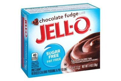 Jell-o Instant Pudding & Pie Filling (Chocolate Fudge)