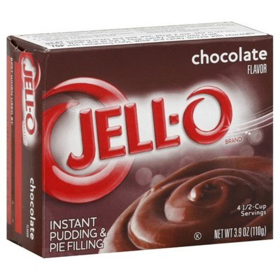 Jell-o Instant Pudding & Pie Filling (Chocolate)