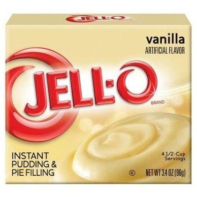 Jell-o Instant Pudding & Pie Filling (Vanilla)