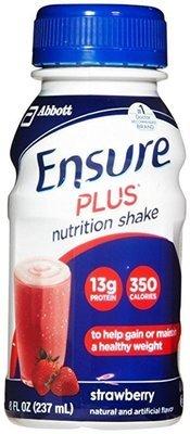 Ensure Plus (Strawberry)