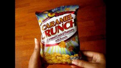 Sunshine Snacks Caramel Crunh (110g)
