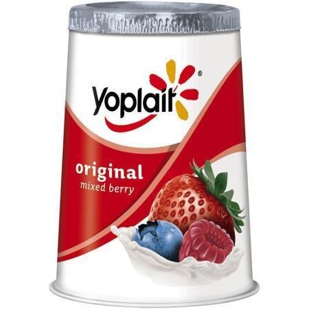 Yoplait Light Yorgurt (Mix Berry)