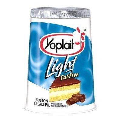 Yoplait Light Yorgurt (Boston Cream Pie)