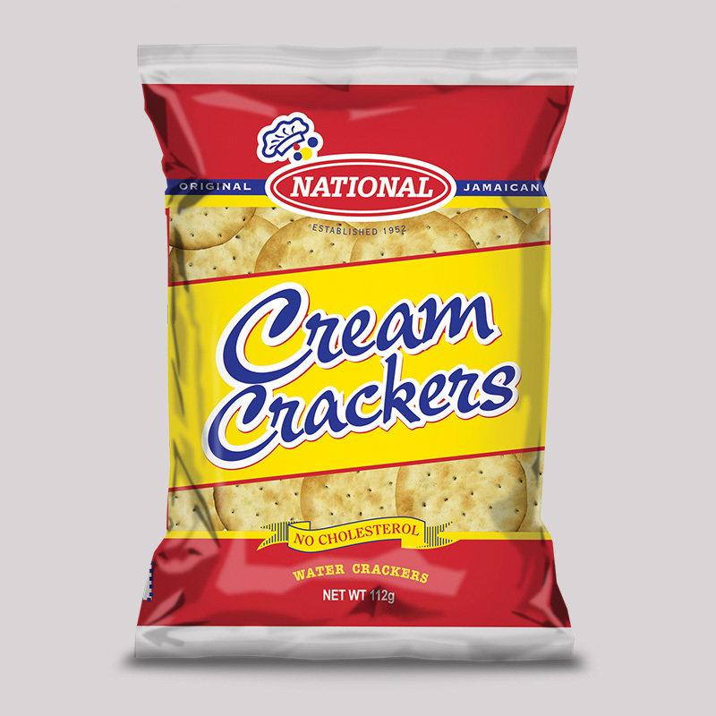 National Cream Crackers