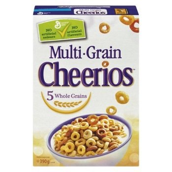 Nestle Multi-Grain Cheerios (340g)