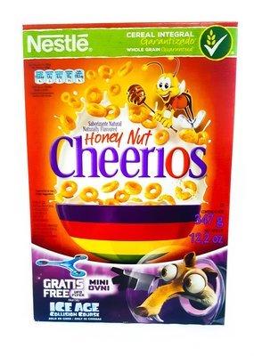 Nestle Honey NUt Cheerios (340g)