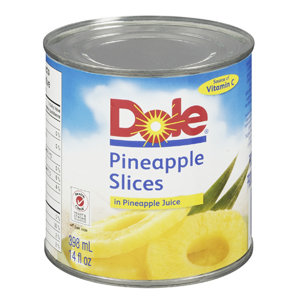 Dole Pineapple Slices (234g)