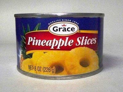 Grace Pineapple Slices (226g)