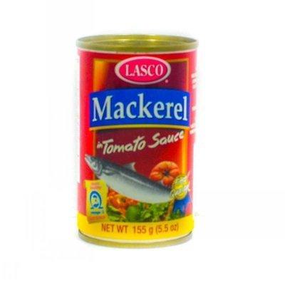Lasco Mackerel (155g)
