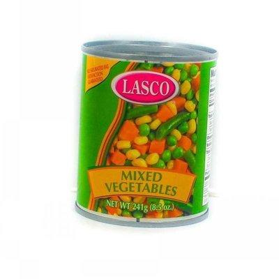 Lasco Mix Vegetables (241g)