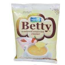 Nestle Betty Creamer Pouch