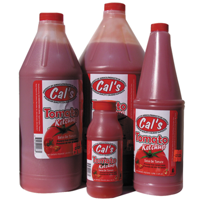 Cals Tomato Ketchup (1.89L)