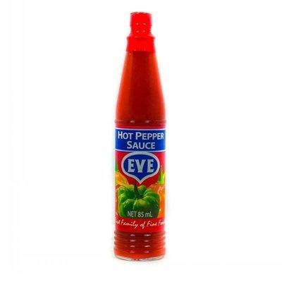 Eve Hot Pepper Sauce (85ml)