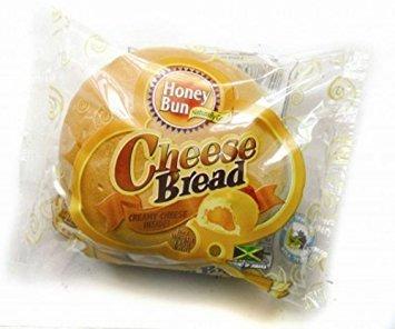 HONEY BUN  PLAIN CHEESE BREAD