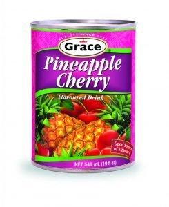 Grace pineapple cherry Juice (540ml)