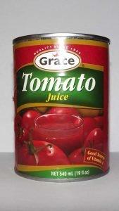Grace Tin Juice (540ml)