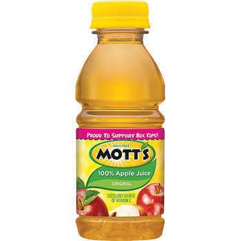 Motts 100% Juice (296ml)