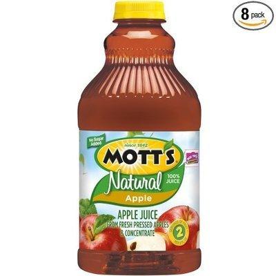 Motts 100% Juice (1.96L)