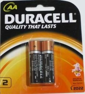 Duracell Coppertop AAA (2)