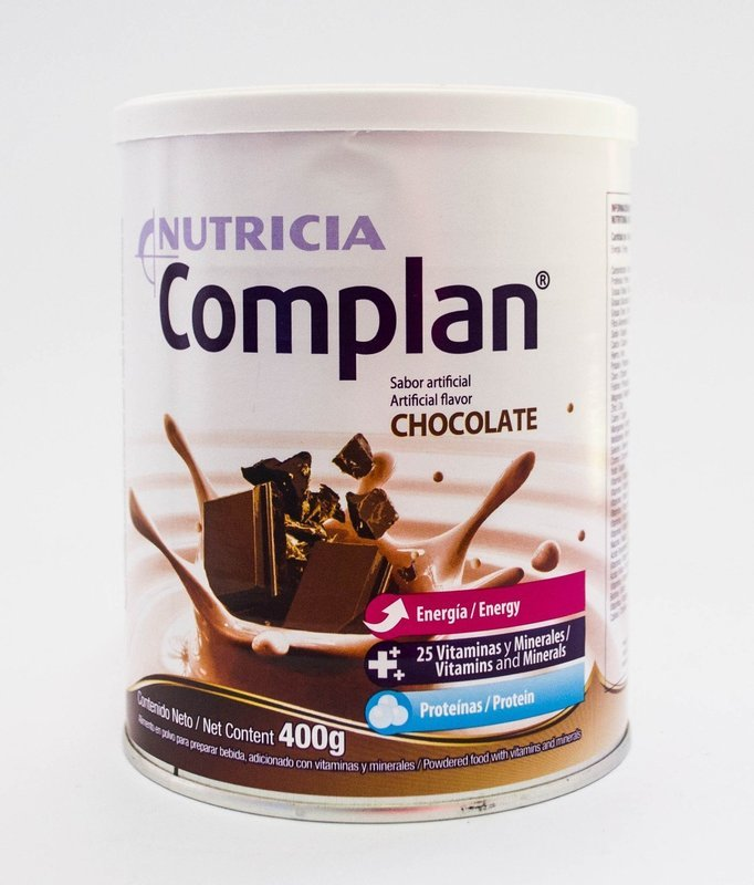 Nutricia Complan Chocolate (400g)