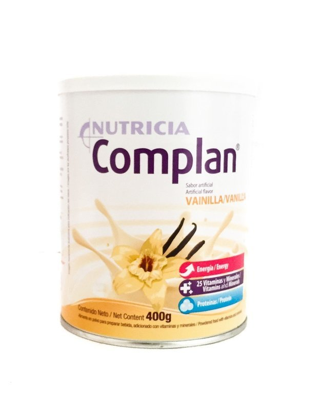 Nutricia Complan Vanilla (400g)
