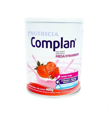 Nutricia Complan Strawberry (400g)