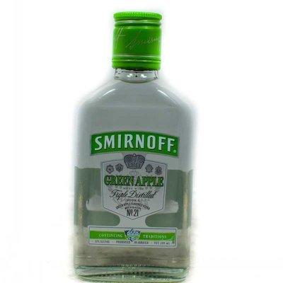 Smirnoff Green Apple (Flask)