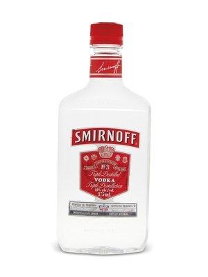 Smirnoff Red Label (Flask)