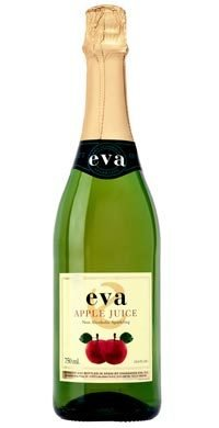Eva Sparkling Wine Apple (750ml)
