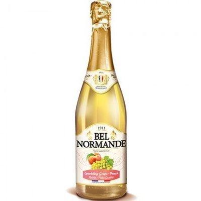 Bel Normande Sparkling Grape Peach  (750ml)
