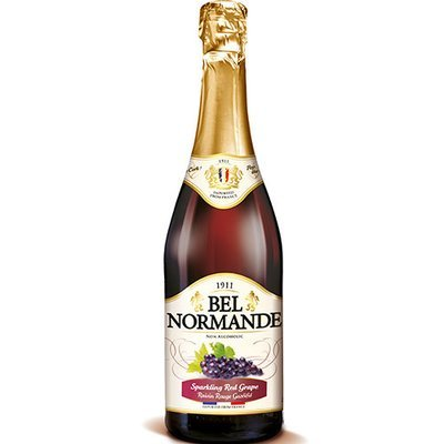 Bel Normande Sparkling Red Grape (750ml)
