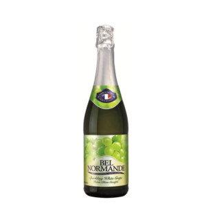 Bel Normande Sparkling White Grape (750ml)