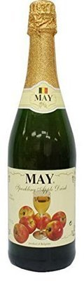 May sparkling Apple (750ml)
