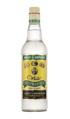 J. Wray & Nephew Rum (1L)