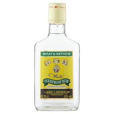 J. Wray & Nephew Rum (200ml)