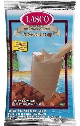 Lasco Soy Chocolate Food Drink (400g)