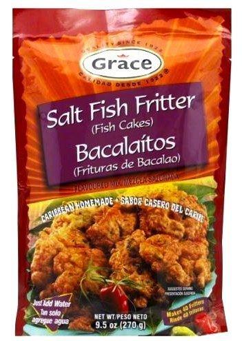 Grace Saltfish Fritters (270g)